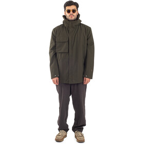 Welter Shelter K-Sea Poly Rayon Giacca Uomo, verde oliva